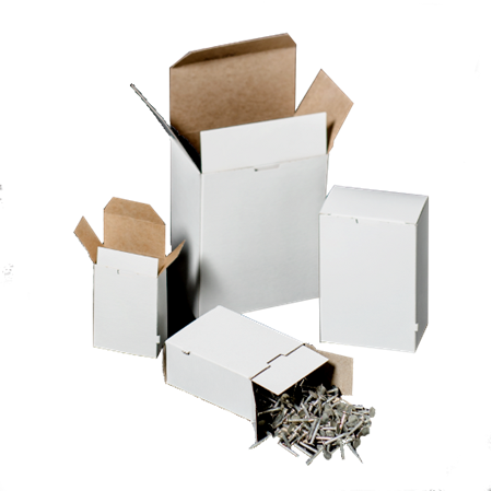 Picture for category Nat-Pak™ White Fastener Cartons